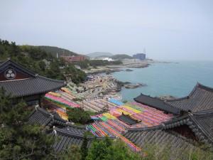 Tempel i Busan