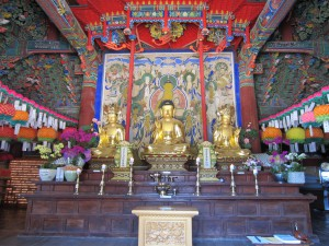 Tempel.
